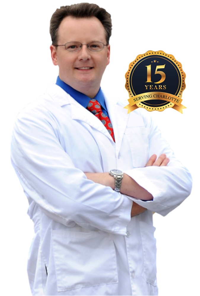 Dr. Chris Phelps from Charlotte, NC